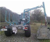 2011 Pfanzelt 15100 wd4 timber