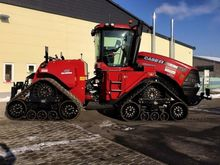 2012 CASE Quadtrac 600 BB11898