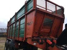 1999 KEMPER UT 18000  grain tru