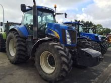 2007 NEW HOLLAND T 8040 KT11317