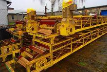 Kratzkettenförderer 24 m convey