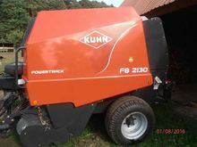 2012 KUHN FB 2130 BT12290