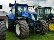 2009 NEW HOLLAND T 7070 LZ11318