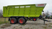 2016 CLAAS Cargos 7500 ZG11808