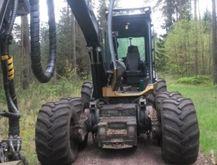 2007 EcoLog 560C harvester JN12