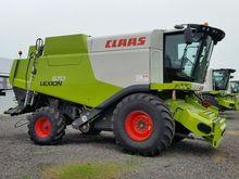 2013 CLAAS Lexion 670 LZ11418