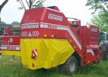 2010 GRIMME SE 85-55 SB DB11319