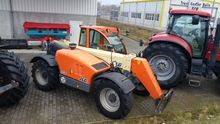 2010 JLG 307 telescopic handler