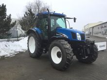 2003 NEW HOLLAND TS135A TP11919