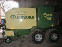 2008 KRONE Combi Pack 1500 V MC