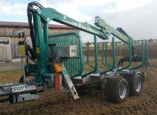 2013 Pfanzelt 1272 Eco timber t