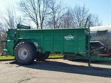 2012 MS 140 manure spreader QL1
