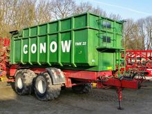 2008 CONOW TMK 22 tipper traile