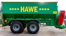 2012 ULW 2500T grain truck trai