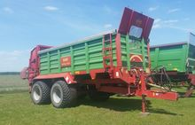 2006 HAWE DST 22-T manure sprea
