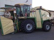 2008 KRONE Big X500 TJ11317