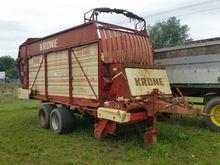 Used KRONE HSD 5002