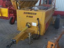 Used 2010 Haybuster