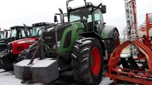 2008 FENDT 936 Vario TMS VY1191