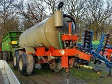 KAWECO 14000 V fertiliser sprea