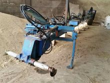Used DL 7108H plough