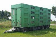 2002 Michieletto livestock trai