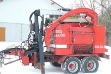 2006 Biber 80 ZK wood chipper N