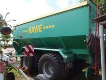 2005 Hawe ULW 2500 grain truck