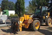 2012 JCB 540-140 GY11353