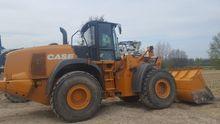 2008 CASE 921 E VX12719