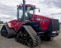 2001 CASE Quadtrac STX 440 GP11