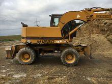 2002 Hydrema M 1220 wheel excav