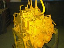 Gearbox for KIROVETS K700A trac
