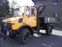 Used Unimog 1250 mit