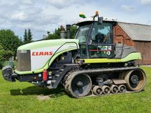 1998 CLAAS Challenger 75E ZV129