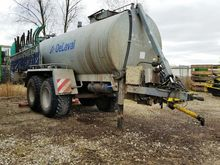 Used Delaval PTW 16