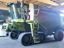 Used CLAAS Lexion 58
