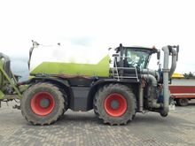 CLAAS Xerion 3800 Saddle Trac m