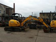 Used JCB 8045 ZTS in
