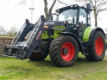 Used CLAAS ARION 540