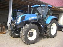 Used Holland T 7.210
