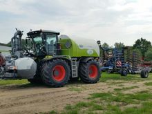 Used CLAAS Xerion /