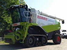 Used CLAAS Lexion 60