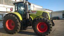 2010 CLAAS Axion 850 JZ11377