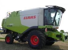 Used CLAAS Lexion 62