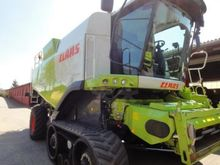 Used CLAAS Lexion 76