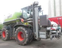 Used CLAAS Xerion Tr
