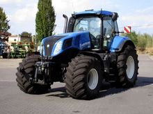 Used Holland T 8.390