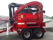 2009 Biber 82 wood chipper ZF11