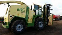 2011 KRONE Big X 500 LN12026
